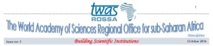 3rd TWAS-ROSSA Newsletter out